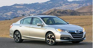 accord phev 2013