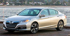 honda accord economy