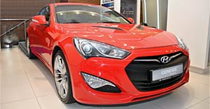 genesis coupe