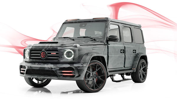 mercedes amg g 63 mansory star trooper
