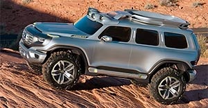 mercedes-benz ener g force 2013