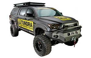 ultimate fishing toyota tundra